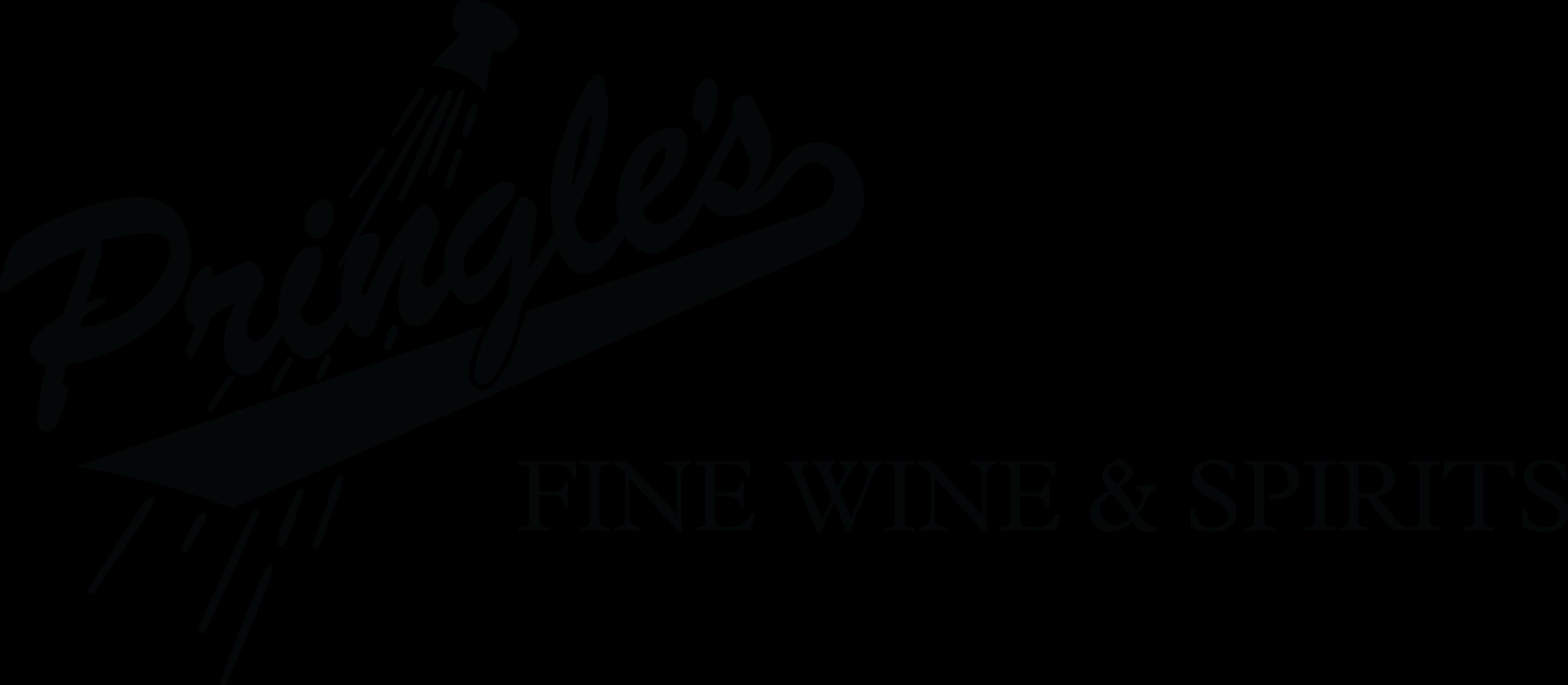 Pringles Fine Wine & Spirits Logo