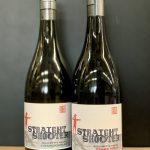Straight Shooter Chardonnay & Pinot Noir Combo Bottle Shot