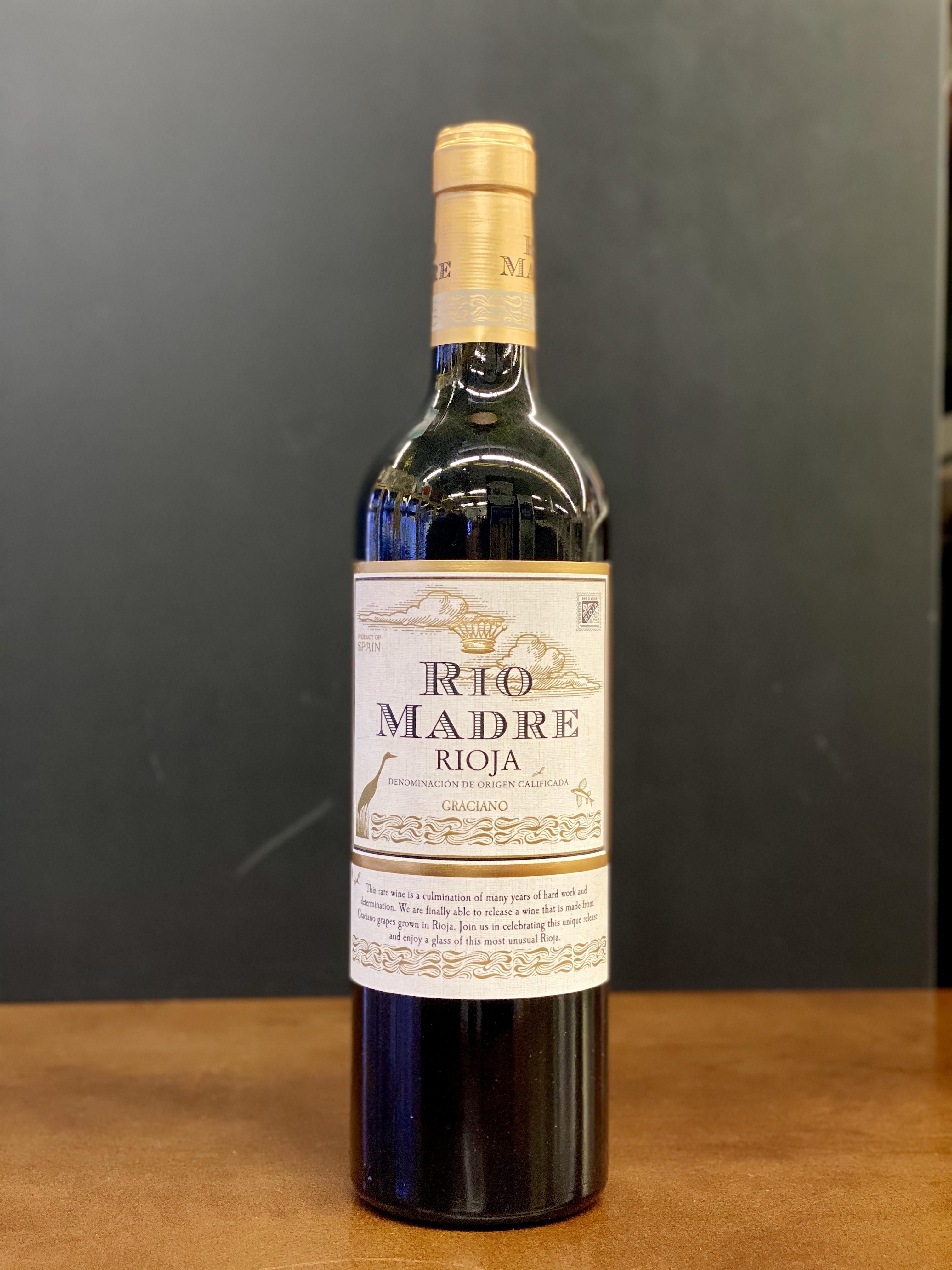 Rio Madre Rioja Graciano 2017
