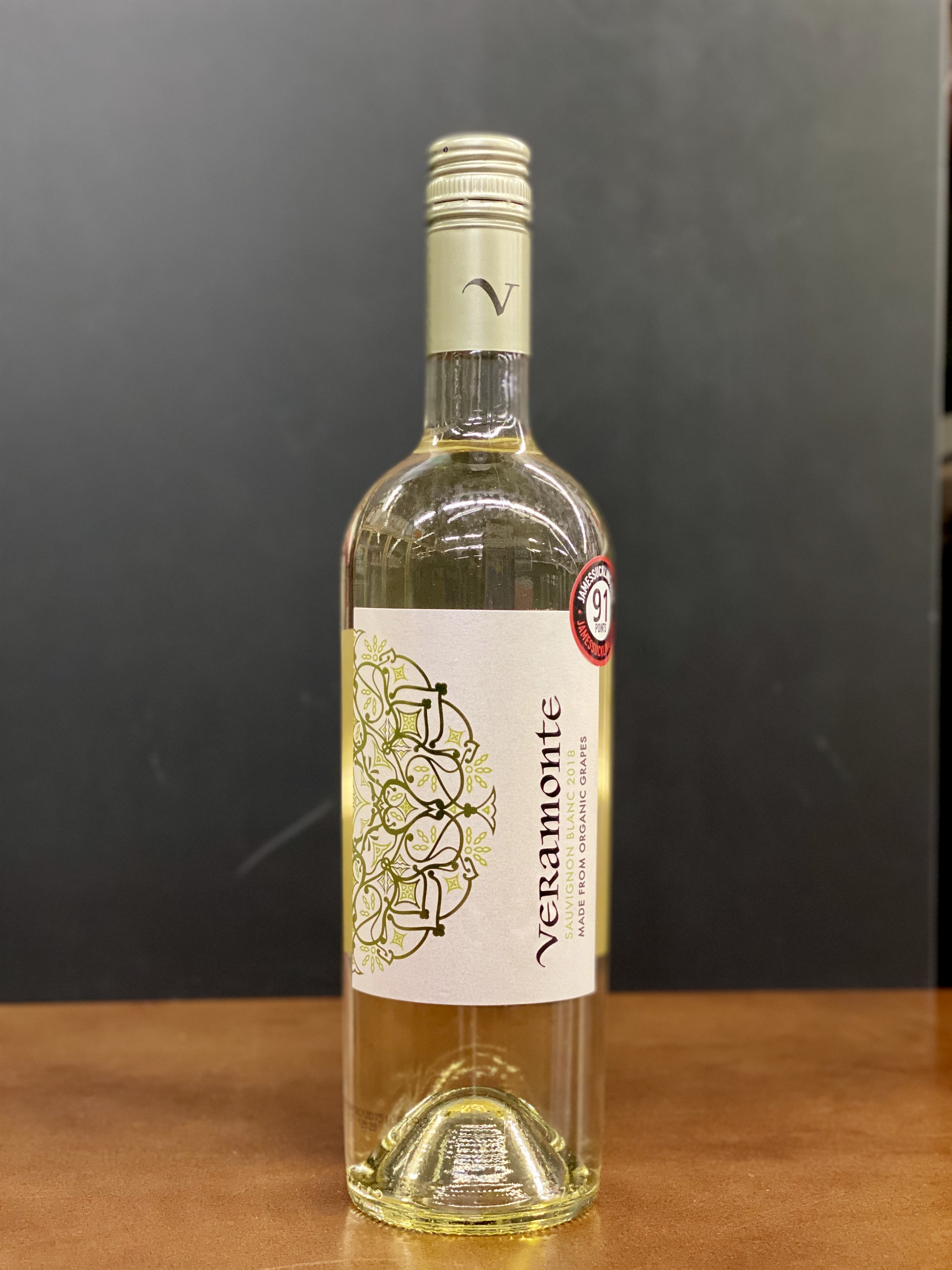Veramonte Organic Sauvignon Blanc 2018